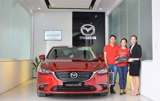Bán ô tô Mazda 6 sản xuất 2019, màu đỏ giá cạnh tranh1