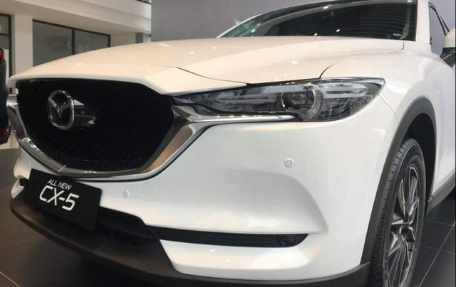 Bán xe Mazda CX 5 2.0 FWD đời 2019, màu trắng giá cạnh tranh1