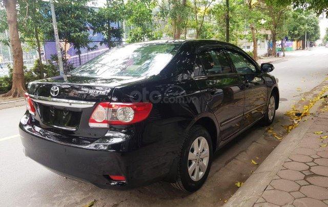 Bán Toyota Corolla Altis 1.8G đời 2013, màu đen3