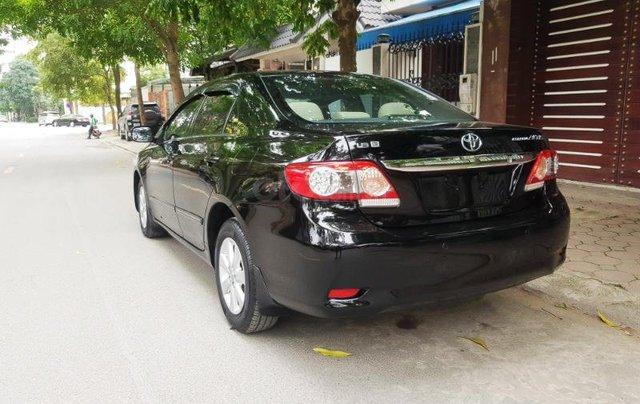 Bán Toyota Corolla Altis 1.8G đời 2013, màu đen4