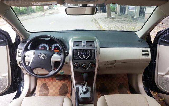 Bán Toyota Corolla Altis 1.8G đời 2013, màu đen7
