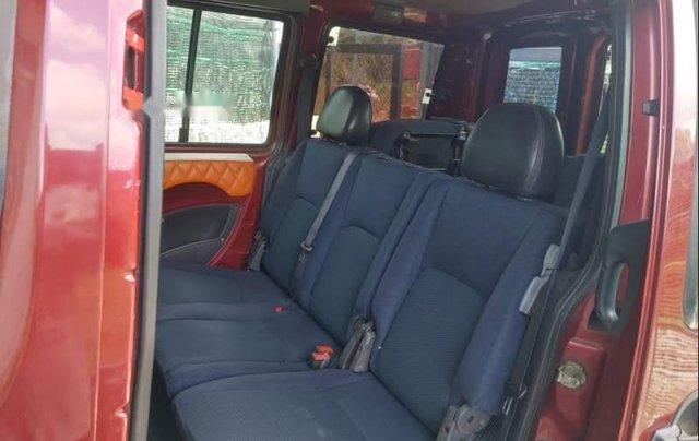 Cần bán lại xe cũ Fiat Doblo đời 2004, màu đỏ2