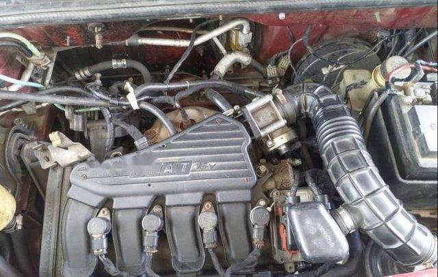Cần bán lại xe cũ Fiat Doblo đời 2004, màu đỏ3