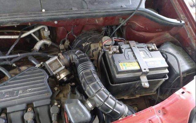 Cần bán lại xe cũ Fiat Doblo đời 2004, màu đỏ4