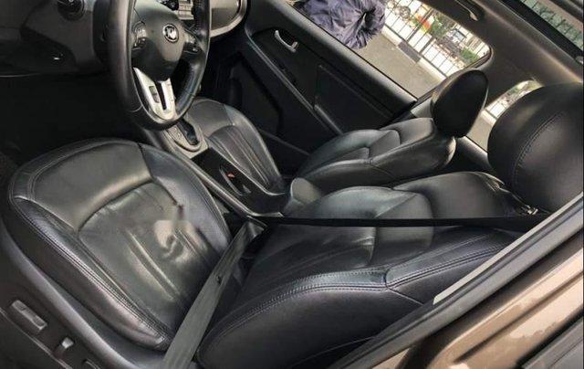 Bán Kia Sportage 2.0AT sản xuất 2013, màu nâu, nhập khẩu nguyên chiếc, giá chỉ 630 triệu4