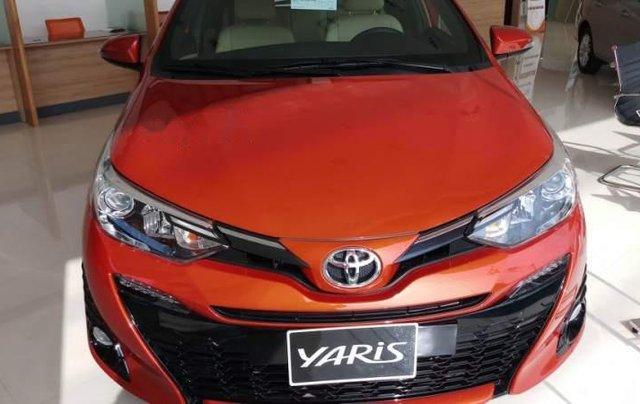 Bán xe Toyota Yaris 1.5G năm sản xuất 2019, nhập khẩu nguyên chiếc1