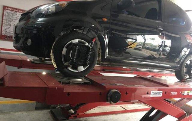 Chính chủ bán BYD F0 1.0 MT 2011, màu đen, xe nhập4