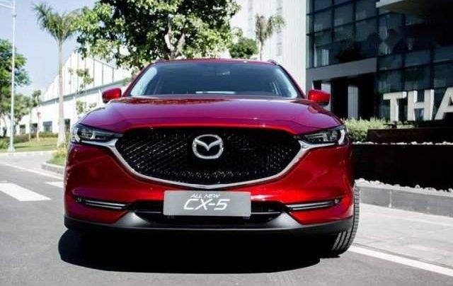 Bán Mazda CX 5 năm 2019, màu đỏ giá cạnh tranh0
