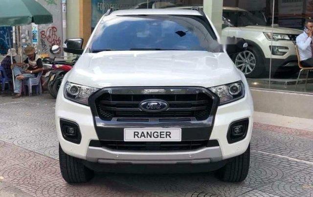 Bán Ford Ranger đời 2019, màu trắng, nhập khẩu nguyên chiếc0
