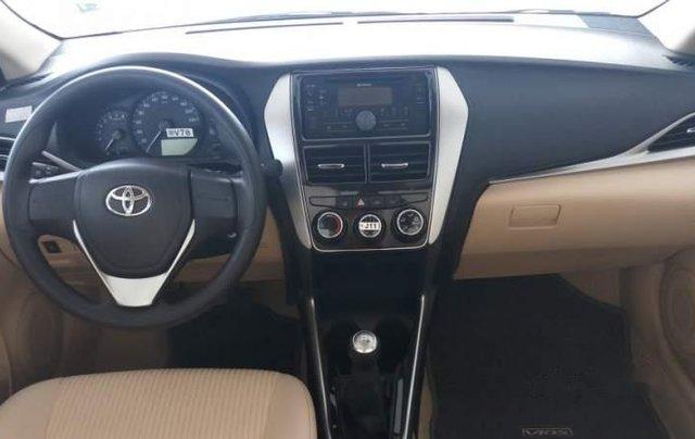 Bán ô tô Toyota Vios 1.5E 2019, màu trắng, mới 100%3