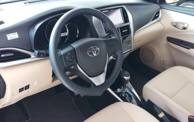 Bán xe Toyota Yaris 1.5G năm sản xuất 2019, nhập khẩu nguyên chiếc4