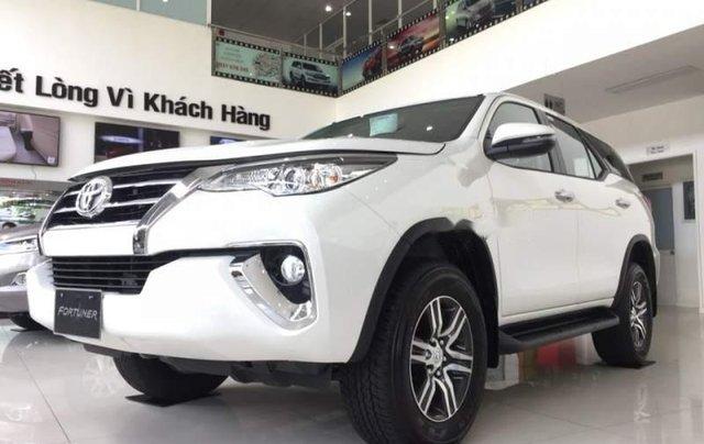 Bán xe Toyota Fortuner đời 2019, màu trắng, xe nhập1