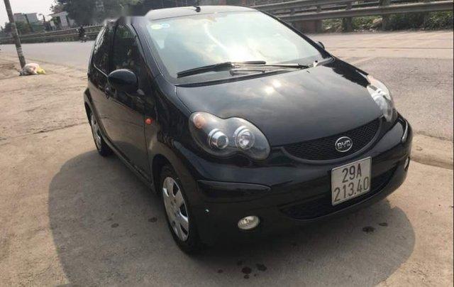 Chính chủ bán BYD F0 1.0 MT 2011, màu đen, xe nhập1