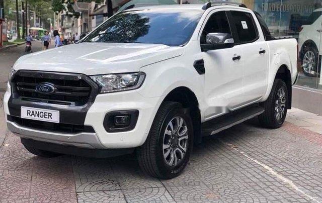 Bán Ford Ranger đời 2019, màu trắng, nhập khẩu nguyên chiếc1