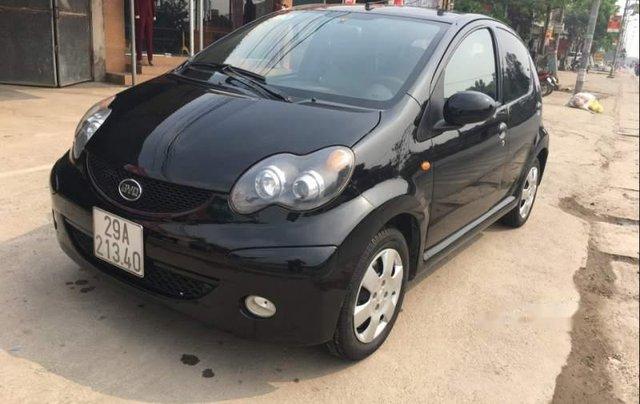 Chính chủ bán BYD F0 1.0 MT 2011, màu đen, xe nhập0
