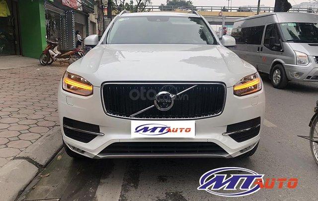 Bán ô tô Volvo XC90 Momentum 2017, màu trắng, xe nhập khẩu - LH em Hương 09453924680