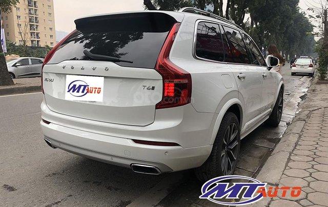 MT Auto bán ô tô Volvo XC90 Momentum 2017, màu trắng, xe nhập khẩu - LH em Hương 09453924684