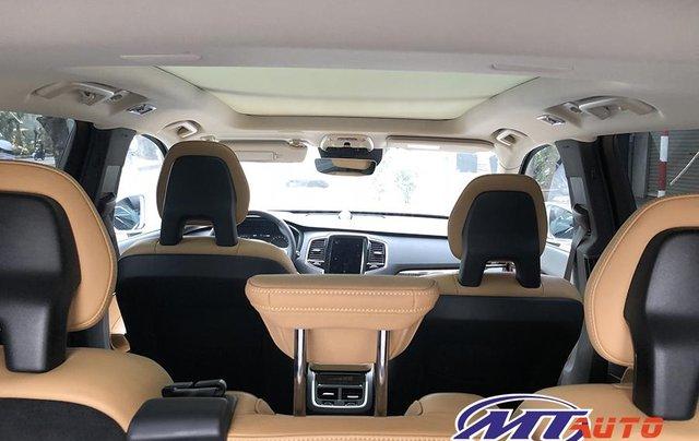 Bán ô tô Volvo XC90 Momentum 2017, màu trắng, xe nhập khẩu - LH em Hương 09453924687