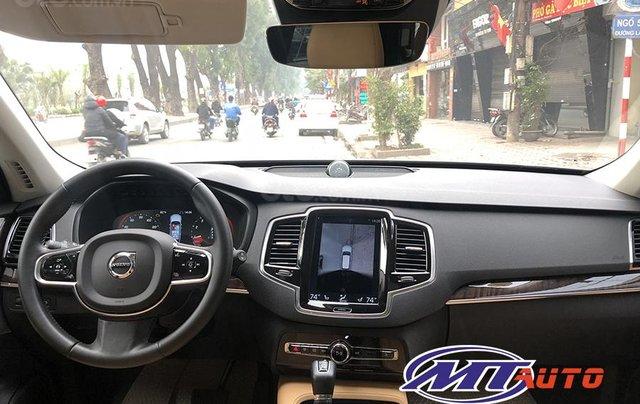 MT Auto bán ô tô Volvo XC90 Momentum 2017, màu trắng, xe nhập khẩu - LH em Hương 094539246810