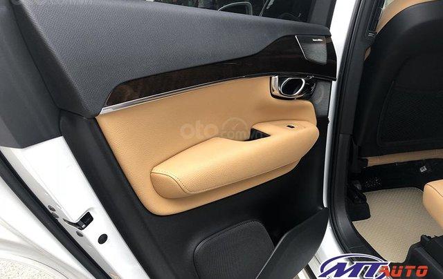 Bán ô tô Volvo XC90 Momentum 2017, màu trắng, xe nhập khẩu - LH em Hương 094539246815