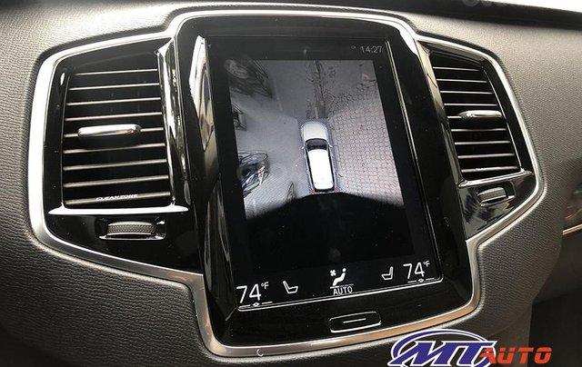 Bán ô tô Volvo XC90 Momentum 2017, màu trắng, xe nhập khẩu - LH em Hương 094539246820