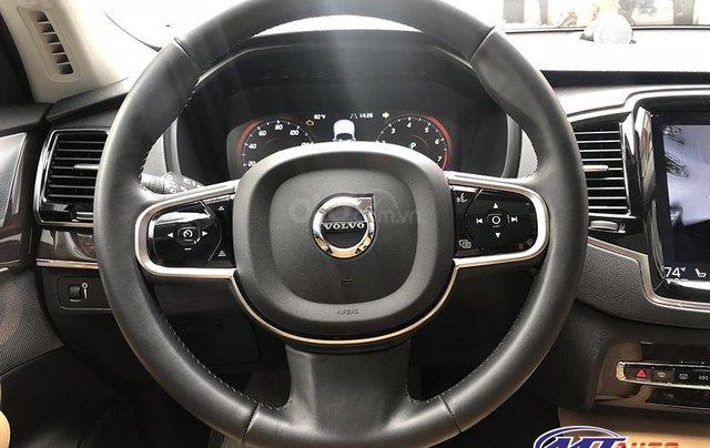Bán ô tô Volvo XC90 Momentum 2017, màu trắng, xe nhập khẩu - LH em Hương 094539246819