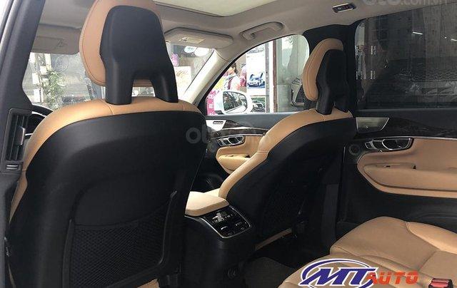MT Auto bán ô tô Volvo XC90 Momentum 2017, màu trắng, xe nhập khẩu - LH em Hương 094539246822