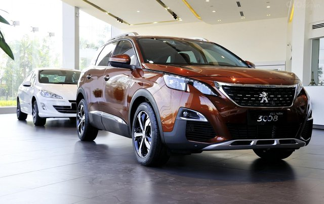 Peugeot Biên Hòa bán xe Peugeot 3008 All New 2019 đủ màu, giao xe nhanh - Giá tốt nhất -  0933 805 806 để hưởng ưu đãi0