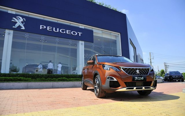 Peugeot Biên Hòa bán xe Peugeot 3008 All New 2019 đủ màu, giao xe nhanh - Giá tốt nhất -  0933 805 806 để hưởng ưu đãi1