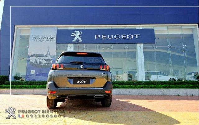 Mua xe  Peugeot 5008 năm 2019, màu xám - Giá tốt - Hỗ trợ mua xe lãi suất thấp - Giao xe tận nhà3