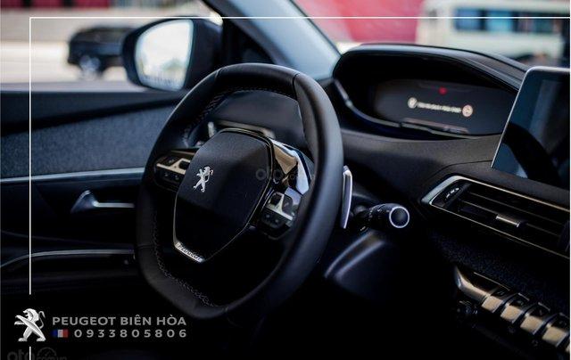 Mua xe  Peugeot 5008 năm 2019, màu xám - Giá tốt - Hỗ trợ mua xe lãi suất thấp - Giao xe tận nhà8