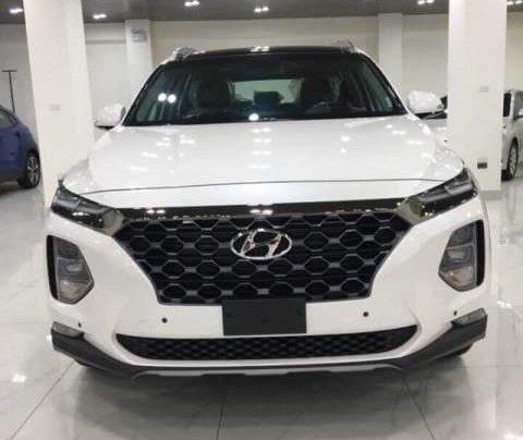Bán ô tô Hyundai Santa Fe đời 2019, giá tốt0