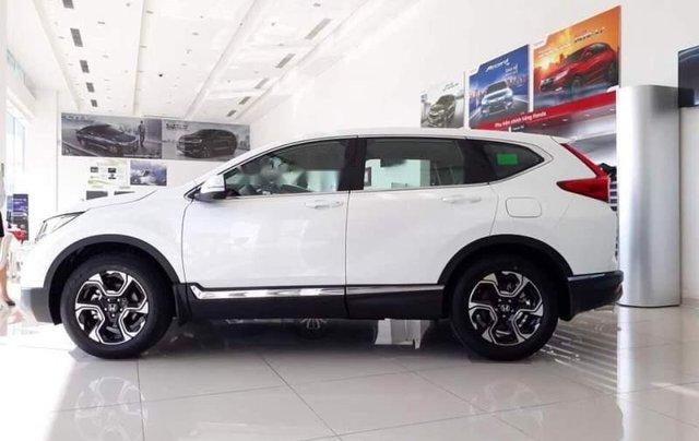 Cần bán xe Honda CR V 2019, màu trắng, nhập khẩu1