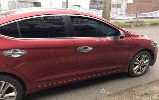 Cần bán lại xe Hyundai Elantra năm sản xuất 2016, màu đỏ, nhập khẩu nguyên chiếc còn mới3