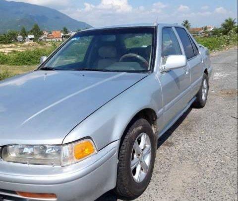 Bán xe Honda Accord sản xuất 1992, màu bạc, nhập khẩu 1