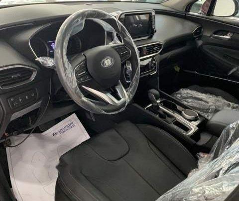 Bán xe Hyundai Santa Fe sản xuất 2019, màu đỏ2