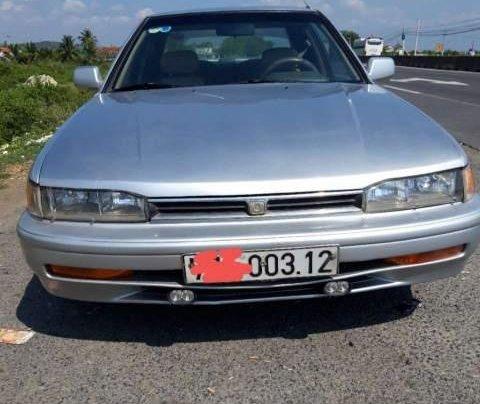 Bán xe Honda Accord sản xuất 1992, màu bạc, nhập khẩu 0