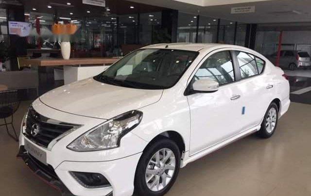 Cần bán Nissan Sunny năm 2019, màu trắng, giá 410tr0