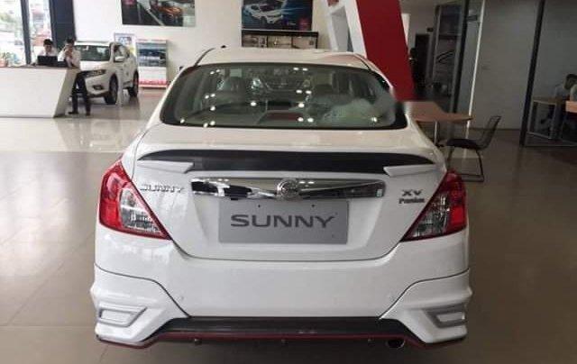 Cần bán Nissan Sunny năm 2019, màu trắng, giá 410tr2