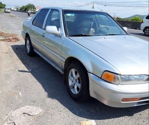 Bán xe Honda Accord sản xuất 1992, màu bạc, nhập khẩu 2