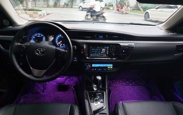 Bán xe cũ Toyota Corolla altis 2.0V đời 2015, màu đen2