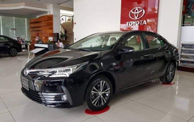 Bán Toyota Corolla altis 1.8G đời 2019, màu đen, giá cạnh tranh5