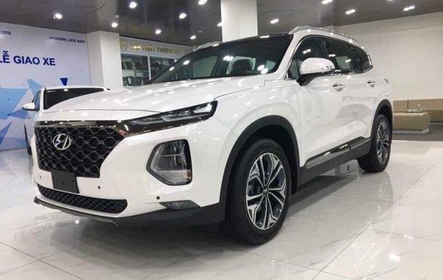 Bán ô tô Hyundai Santa Fe đời 2019, giá tốt1