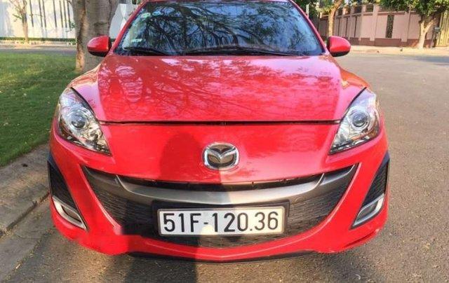 Bán xe Mazda 3 đời 2010, màu đỏ, nhập khẩu chính chủ0