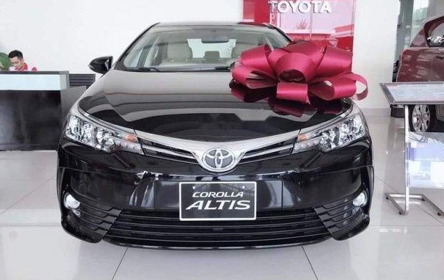 Bán Toyota Corolla altis 1.8G đời 2019, màu đen, giá cạnh tranh0