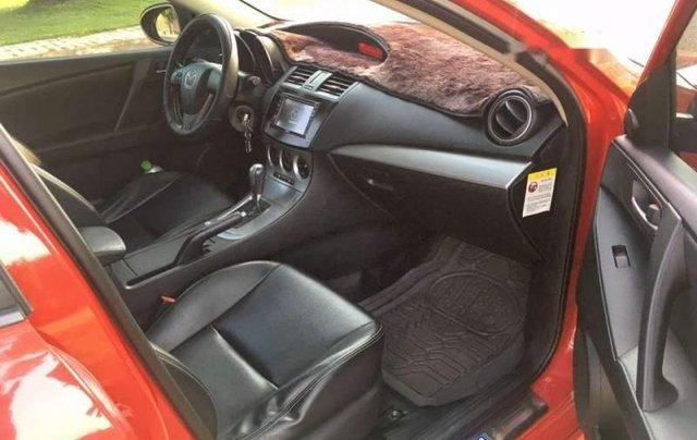 Bán xe Mazda 3 đời 2010, màu đỏ, nhập khẩu chính chủ3