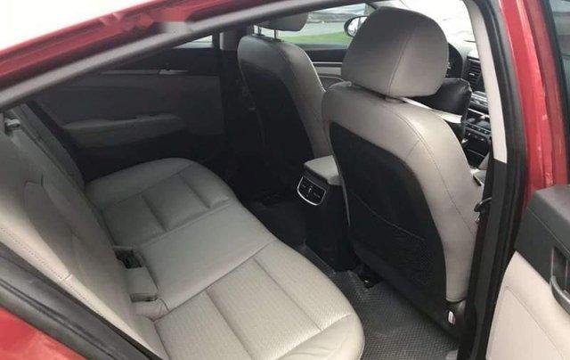 Cần bán lại xe Hyundai Elantra năm sản xuất 2016, màu đỏ, nhập khẩu nguyên chiếc còn mới5
