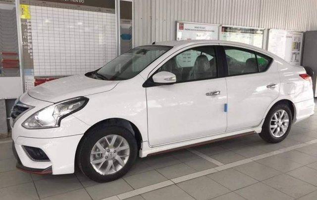 Cần bán Nissan Sunny năm 2019, màu trắng, giá 410tr3