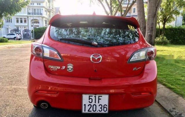 Bán xe Mazda 3 đời 2010, màu đỏ, nhập khẩu chính chủ1