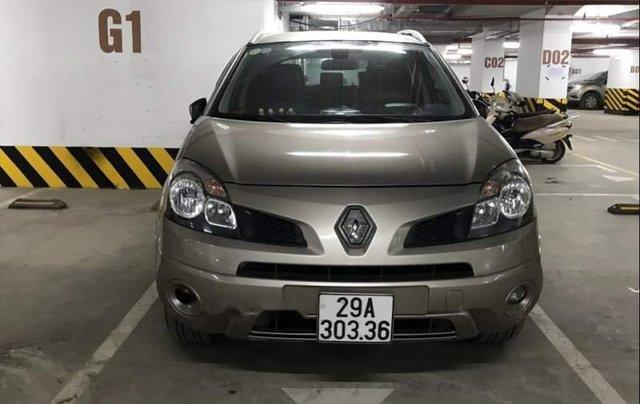 Chính chủ bán Renault Koleos đời 2010, nhập khẩu nguyên chiếc0